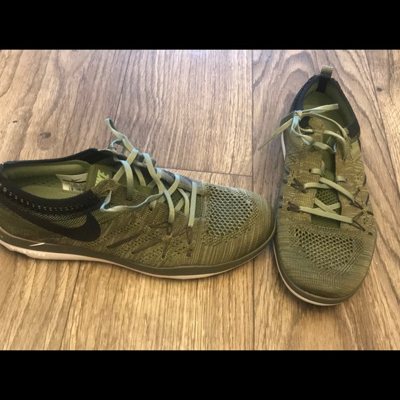 69399cd4574c3 Nike Free Trainer focus Flyknit Cargo Khaki. M 5c36b8633c9844fc6a2df042.  Other Shoes ...